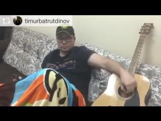 Гарик харламов и Тимур Ботрудинов песня про зону... (instagram)