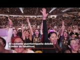 Концерт Рики Мартина в Чьяпасе
