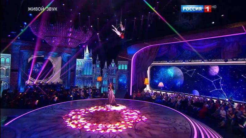 Синяя птица Даша Заец цирковое искусство и Вероника Джиоева ария Далилы