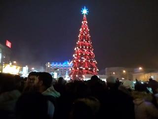 Самая красивая новогодняя елка 2017, Харьков