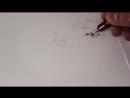 Один миллион точек — Скоростное рисование