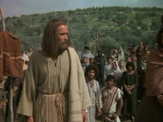 Иисус - Худ.фильм о жизни Иисуса Христа по евангелию от Луки