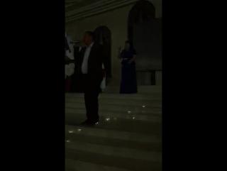 на свадьбе в Шынгыстау г. Туркестан