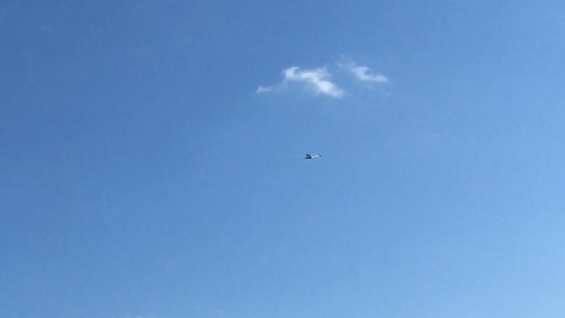 Су-35с ужасный празднует