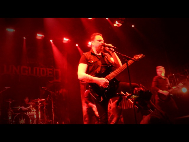 The Unguided | Blodbad (Legacy show of Roland) (Live at Falkhallen in Falkenberg, Sweden 2017)
