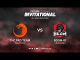 TNC Pro Team против Boom-ID, Третья карта, SEA квалификация SL i-League Invitational S3