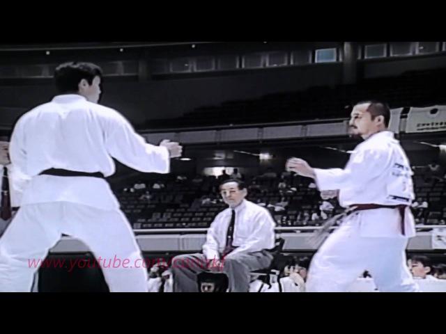 Izumiya vs Kokubun 泉谷VS国分