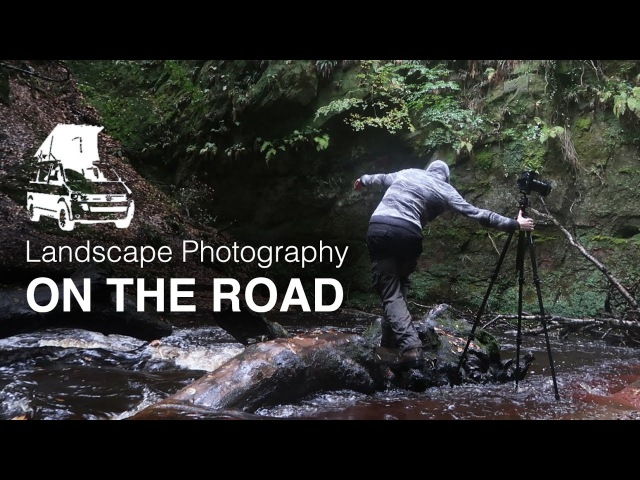 Landscape Photography on the road - Glencoe The Devils Pulpit