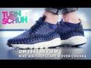 Nike Air Footscape Woven Chukka SE |On-Feet