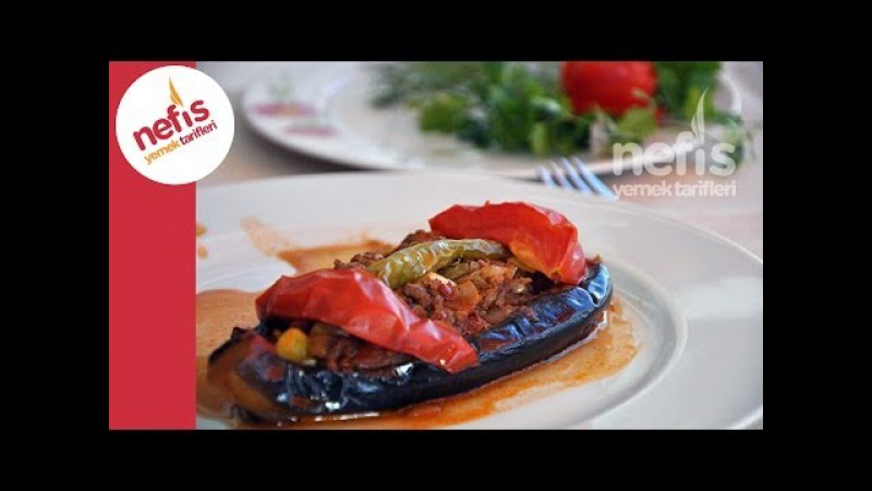 Karnıyarık Yemeği Tarifi - Nefis Yemek Tarifleri