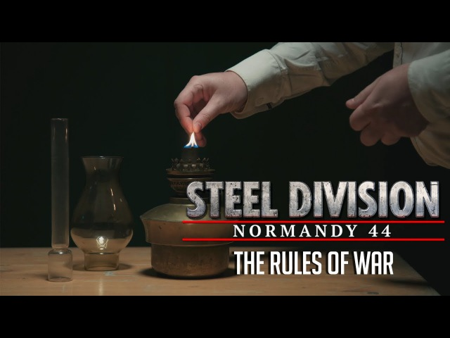 Steel Division: Normandy 44 - The Rules of War