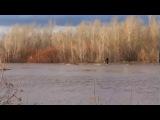 В Бузулуке спасены два подростка, которые решили сплыть по реке Самара на бревне