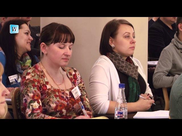 Видеосюжет с тренингов Игоря Рызова, которые состоялись в Иркутске 12-13 апреля