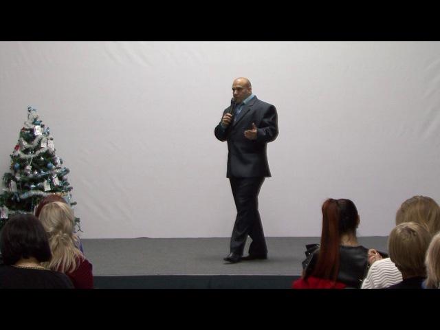 Воздействие SOUL на организм спортсмена - Вице президент УФББ WABBA Виталий Подольск...