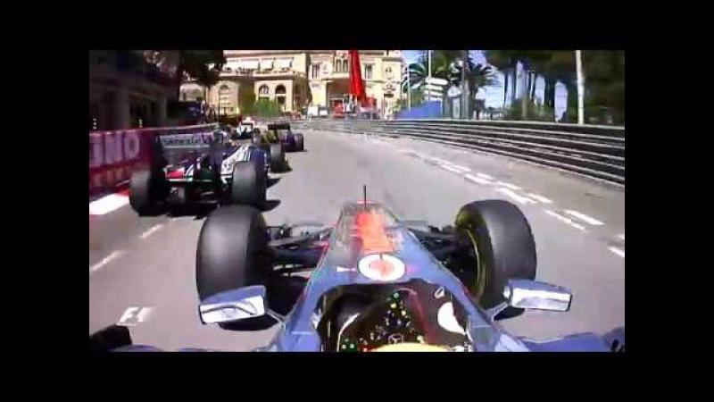 Lewis Hamilton's Hair-Raising Lap, 2011 Monaco Grand Prix | F1 Classic Onboard