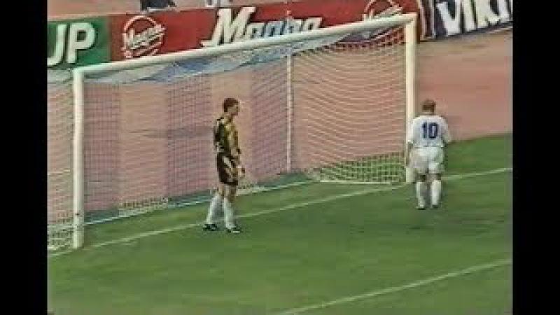 Ротор vs Одра / 12.08.1997 / FC Rotor Volgograd - Odra Wodzisław
