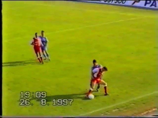 Одра vs Ротор / 26.08.1997 / Odra Wodzisław - FC Rotor Volgograd
