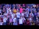 FC Барселона B - CD Леонеса, 0-2, Сегунда Б 2016-2017, чемпионский ПО, 1/2, 1 матч