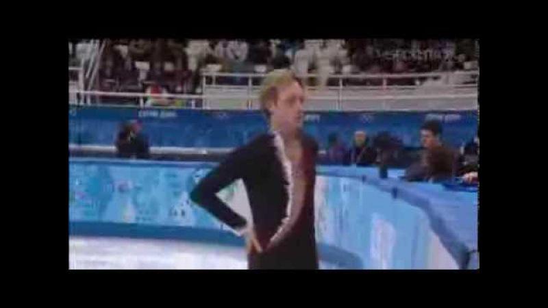 Плющенко получил травму на разминке в Сочи Олимпиада 2014
