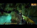 Deep Rock Galactic - Pre-Alpha Footage 3 - Walking on Narrow Bridge