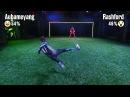 Aubameyang vs Rashford vs Oxlade Chamberlaine vs Benteke vs Silva vs Icardi Nike Strike Night