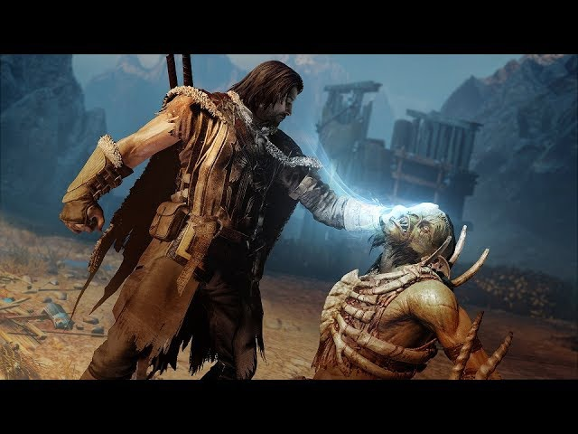 Middle Earth Shadow of War 40 Minutes of New Gameplay Wraith Skills ShowCase