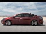 Toyota Avalon (2013) 3.5l 2gr-fe [0-220 km/h] acceleration/разгон