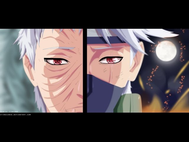 Naruto「AMV」Obito Uchiha-Kakashi Hatake Battle