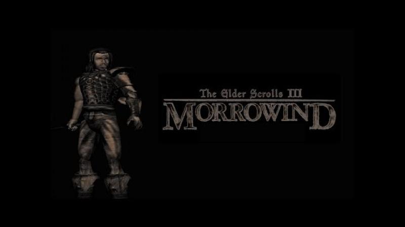 Morrowind оборванец_с_корабля