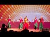 Indian Malayali Song - Diwali Mela 2015 (Amritsar Project Moscow)
