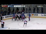 Kyle Turris vs Tanner Glass May 4, 2017