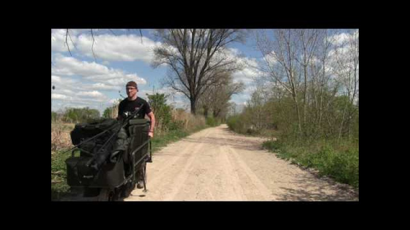 Karpfen Saisonstart - von Patrick Scupin
