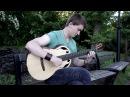 Lukasz Kapuscinski - Moonsong by Adrian von Ziegler - Celtic Guitar Music