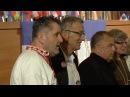 За славянское единство и взаимность. Русины выступление