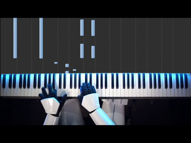 STAR WARS - Battlefront 2 Trailer Theme (OrchestralPiano Cover)