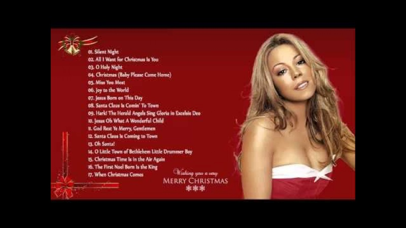 Best Christmas Songs by Mariah Carey, Michael Buble, Celine Dion - Top Christmas Songs Ever