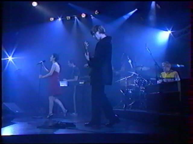Sneaker pimps - tesko suicide - live - 1996