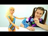 Игры для Девочек 🎀 БАРБИ собирается на Море! ⛱️ Куклы Barbie / Мультики #длядевочек