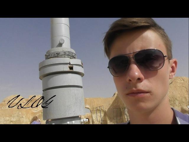 LinsonVLOG - Сцена из Звездных Войн ☼ Сахара Trip 2 | Mike Linson