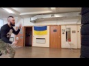 Solo training: hands cutting