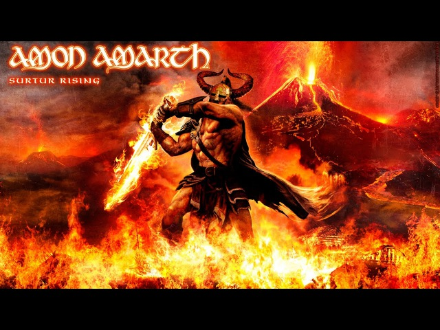 Amon Amarth - Surtur Rising [Full Album/ All Bonus Tracks] HD
