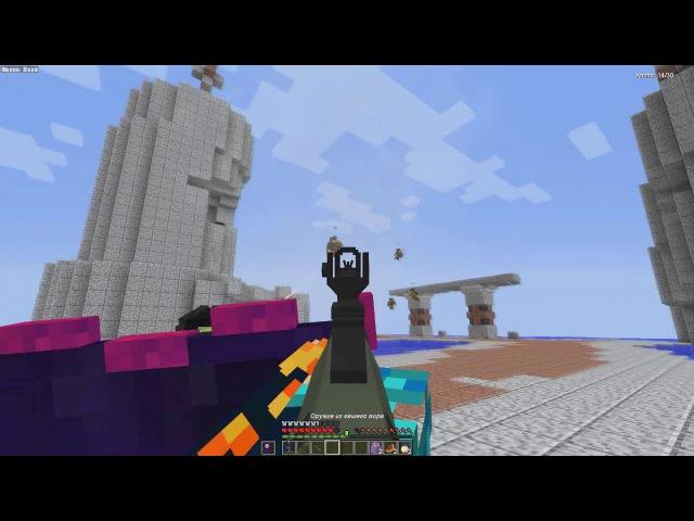 Minecraft. Прохождение карт: SUMMERTOWN: Elysium. Глава 5: Только вперёд!