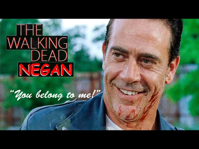 Ниган Negan Jeffrey Dean Morgan TWD