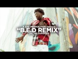 Jalyn Sanders - B.E.D. Remix (Official Music Video) Shot By @AZaeProduction