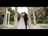 Свадебный клип в Крыму Александр и Полина. Свадебный видеограф в Ялте - Андрей Назаров