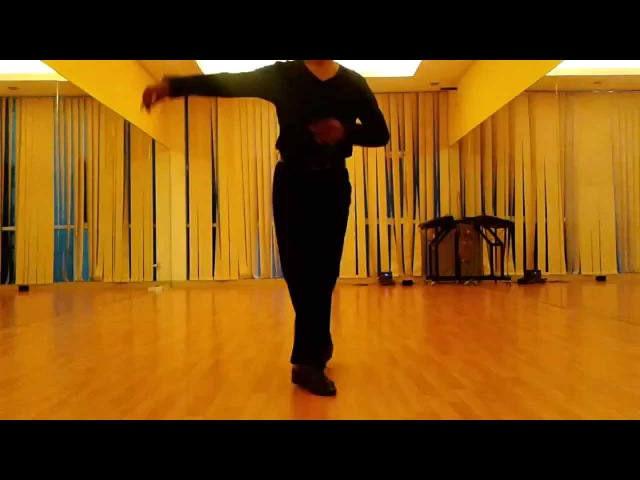 THE RUMBERO (RUMBA DANCER) Choreographed By Daniel Chen (April 2014)
