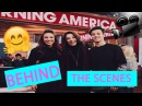 BEHIND THE SCENES AT GMA + I POOPED MY PANTS I SIERRA DALLAS