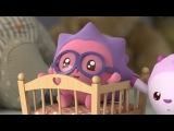 Малышарики - Засоня (67 серия) Обучающие мультики