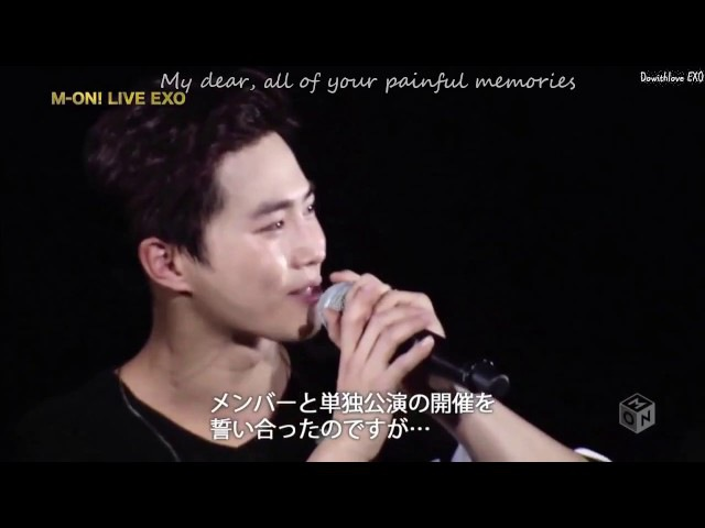 FMV EXO 5th Anniversary OT12 Don't Worry My Dear Do Kyungsoo x Jo Jungsuk