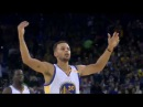 Curry No Look Assists On Livingston Dunk l 11.23.16